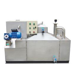 【厨余垃圾处理】自动隔油提升设备不同行业选择雾化喷嘴的重要性?